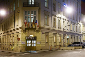 Chopin Hotel Prague