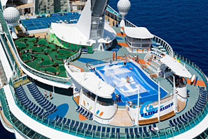 Freedom of the Seas - Royal Caribbean