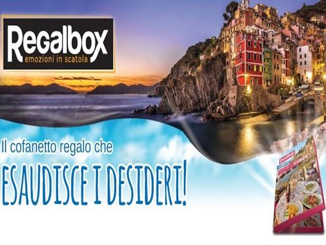 Regalbox soggiorni - MarrasViaggi - Viaggi e turismo
